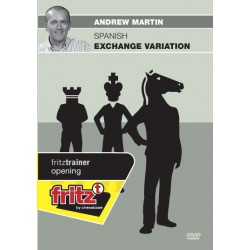 MARTIN - Spanish exchange variation DVD