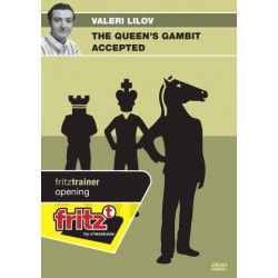 LILOV - Queen's gambit accepted DVD