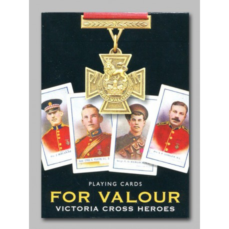 For Valour - Victoria cross heroes