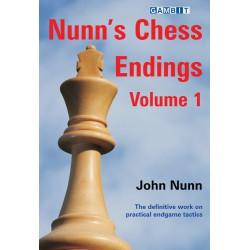 NUNN - Nunn's Chess Endings vol 1