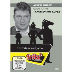 SHIROV - Guide to the Tkachiev Ruy Lopez DVD