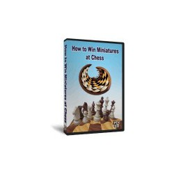 How to Win Miniatures at Chess CD Rom