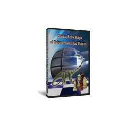 Easy ways of taking pawns and pieces CD Rom