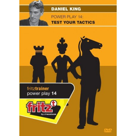 KING - Power play 14 : Test your tactics DVD