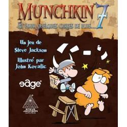 Munchkin 7 - Pour quelques cartes de plus...