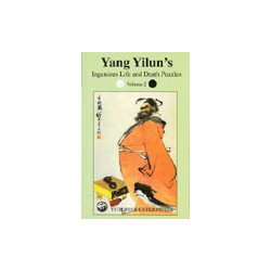 YANG YILUN - Ingenious Life and Death Puzzles vol.2, 214 p.