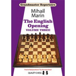 MARIN - Grandmaster Repertoire : The English vol.3