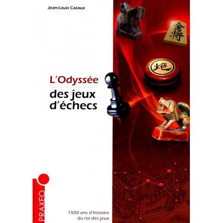 CAZAUX - L'Odyssée des jeux d'échecs