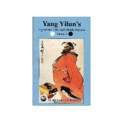 YANG YILUN - Ingenious Life and Death Puzzles vol.1, 224 p.