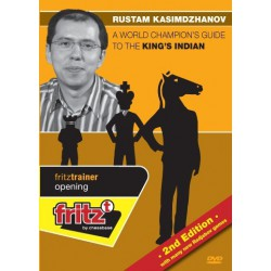 KASIMDZHANOV - World Champion Guide to the King's Indian 2nd Edition DVD