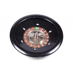 Roulette en bakélite 36 cm