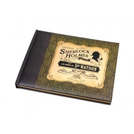 SWIERCZYNSKI - Sherlock Holmes, les crimes du Dr Watson