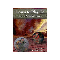JEONG SOO-HYUN, KIM - Learn to Play Go vol.4, Battle Strategies, 169 p.