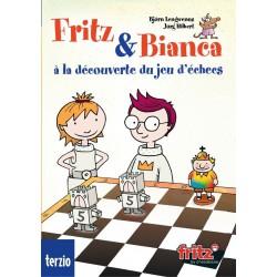 Fritz & Bianca à la découverte du jeu d'échecs CD-ROM