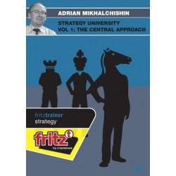 MIKHALCHISHIN - Strategy university vol. 1 : The Central Approach DVD