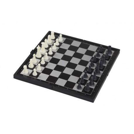 Coffret d'échecs magnétique pliant - moyen modèle
