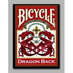 Cartes à jouer Bicycle Dragon Back