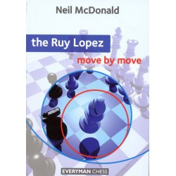 MCDONALD - The Ruy Lopez move by move