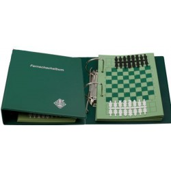 Classeur d'analyse de parties d'échecs (6 parties)