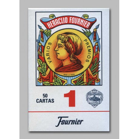 Cartes Espagnoles 50 cartes