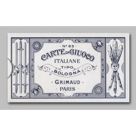 Cartes Grimaud Italiennes