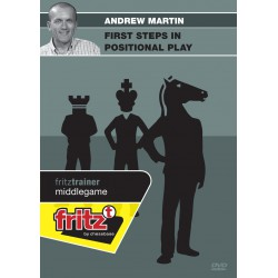 MARTIN - First steps in positional play DVD