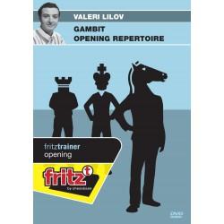 LILOV - Gambit Opening Repertoire DVD
