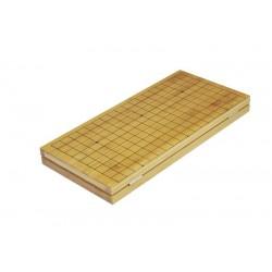 Goban bambou pliant