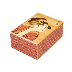 Boîte à secret 6 sun 23 mouvements - Utamaro-akaasa